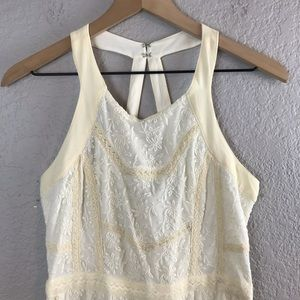 American Eagle Outfitters Dresses - American Eagle Lace Sun Dress
